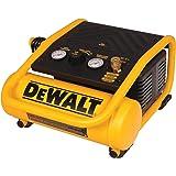 DEWALT Air Compressor, 135-PSI Max, 1 Gallon (D55140) , Yellow