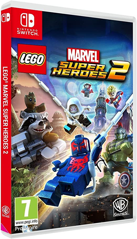 Lego Marvel Super Heroes 2 - Nintendo Switch [Importación francesa]