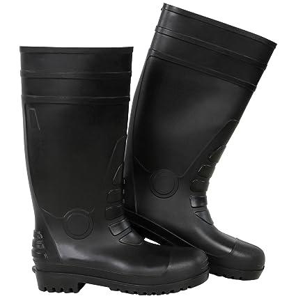 nuova collezione a9bc1 1bd1e Jago Stivali da lavoro stivali gomma uomo donna stivali pioggia lavoro  numero 41