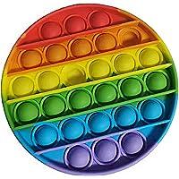 Koufulon Push Pop bubble sensory decompression toys, autism special needs to relieve pressure silicone pressure toys…