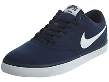 79af02e88896 Image Unavailable. Image not available for. Colour  NIKE SB CHECK SOLAR LOW  CANVAS SNEAKERS MEN ...