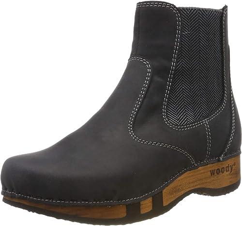 Woody Damen Jutta Stiefeletten: : Schuhe & Handtaschen