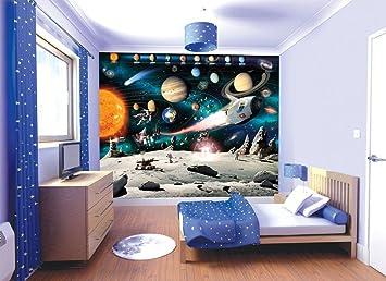 Walltastic   Space Adventure Wallpaper Mural