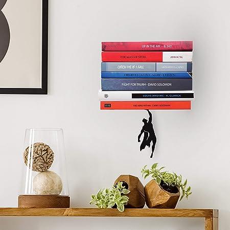 Super Hero Shelving Bracket  100mm 10cm Shelf Support Bookshelf Decoration