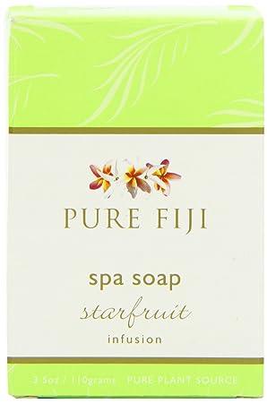Amazon.com : Pure Fiji Spa Soap In A Box, Island Bliss, 110 Gram ...