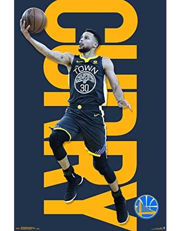 0e55509f5bb9 Trends International Golden State Warriors-Stephen Curry Wall Poster