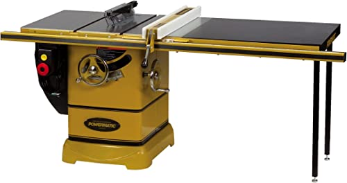 Powermatic 1792010K PM2000, 5HP 1PH Table Saw, with 50-Inch Accu-Fence System