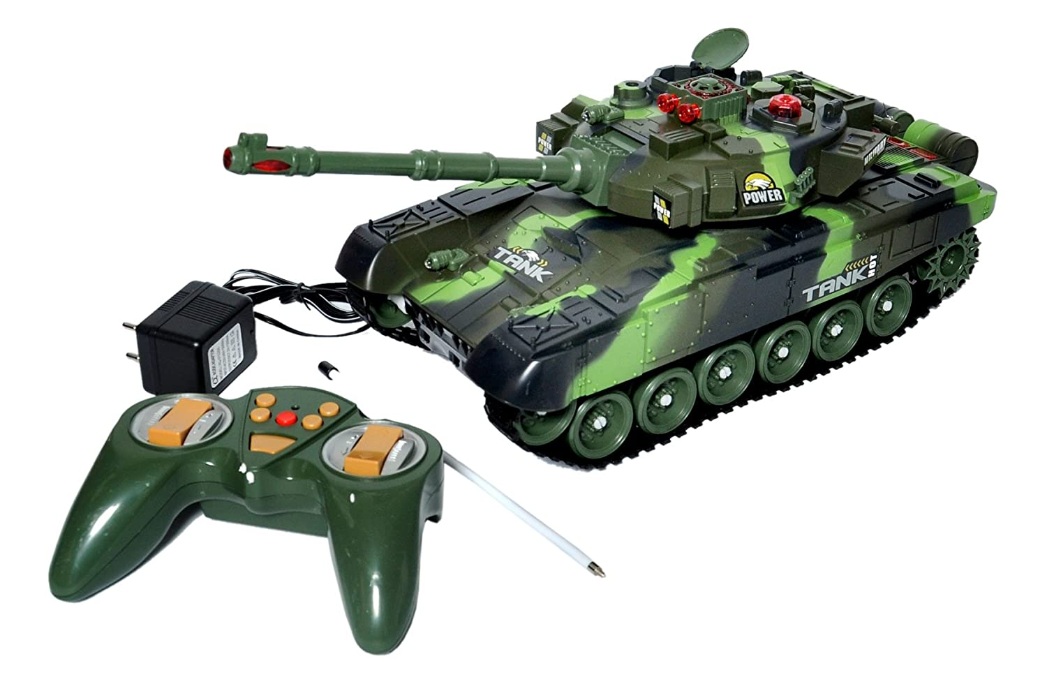Buy Toyshine Remote Control Tank Big Size Online At Low Prices In Rc Circuit India