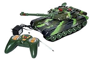 Toyshine Remote Control Tank - Big Size Tanks at amazon