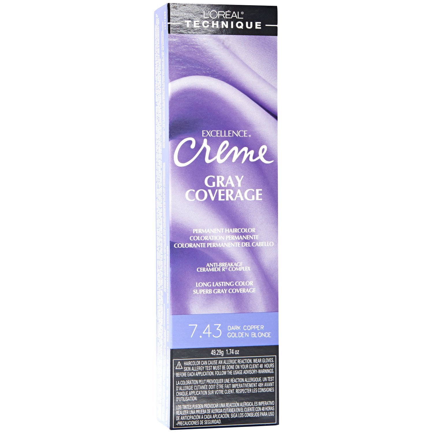 amazoncom loreal excellence creme permanent hair color