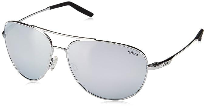 a48788a49a Revo Windspeed RE 3087 03 ST Polarized Aviator Sunglasses