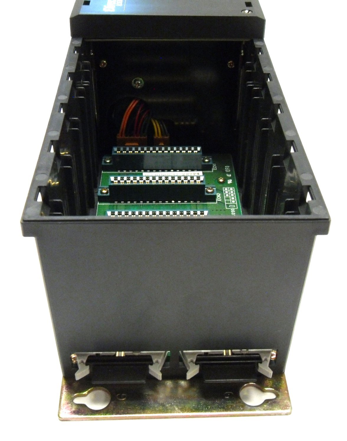 New in Box DIRECT LOGIC D3-05B-1 Panel Mount 5 Slot Series 305