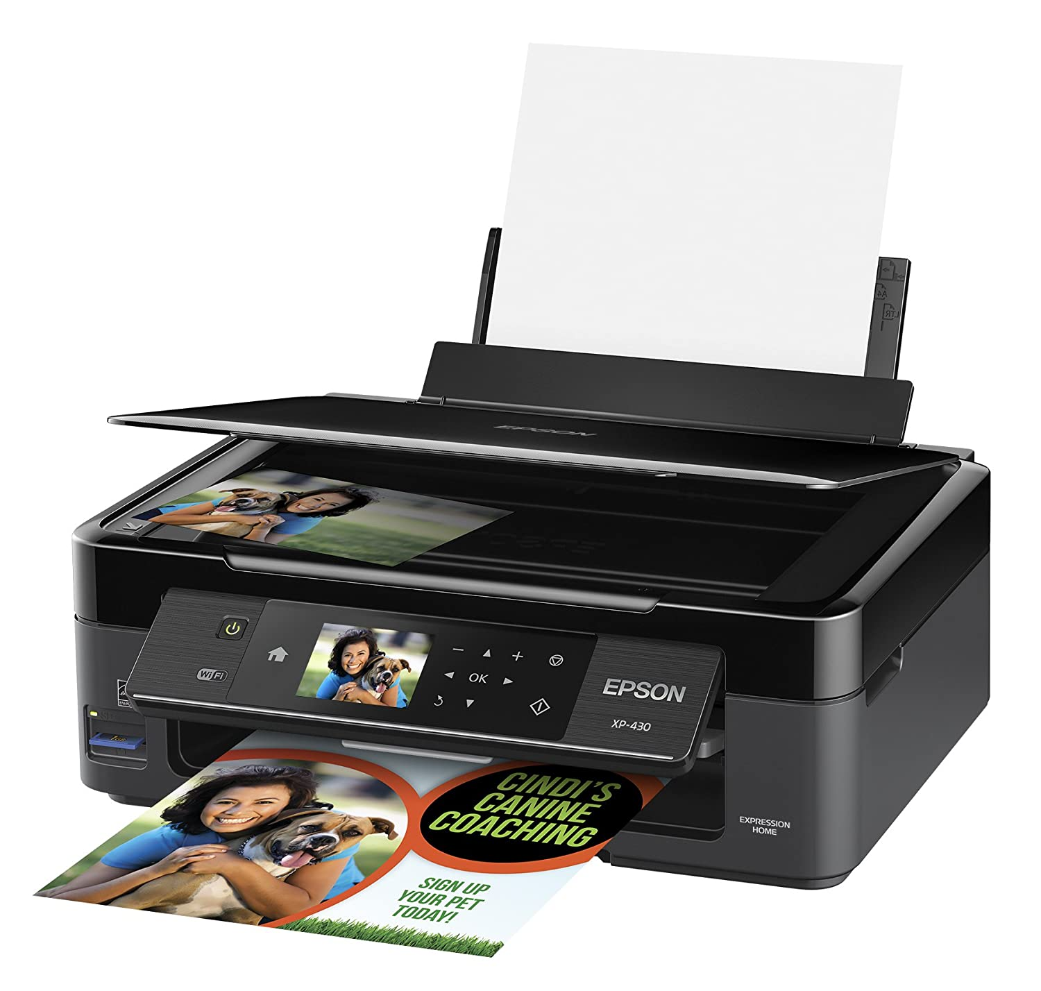 epson expression home xp 430 wireless color photo