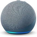 Novo Echo Dot (4ª Geração): Smart Speaker com Alexa - Cor AZUL
