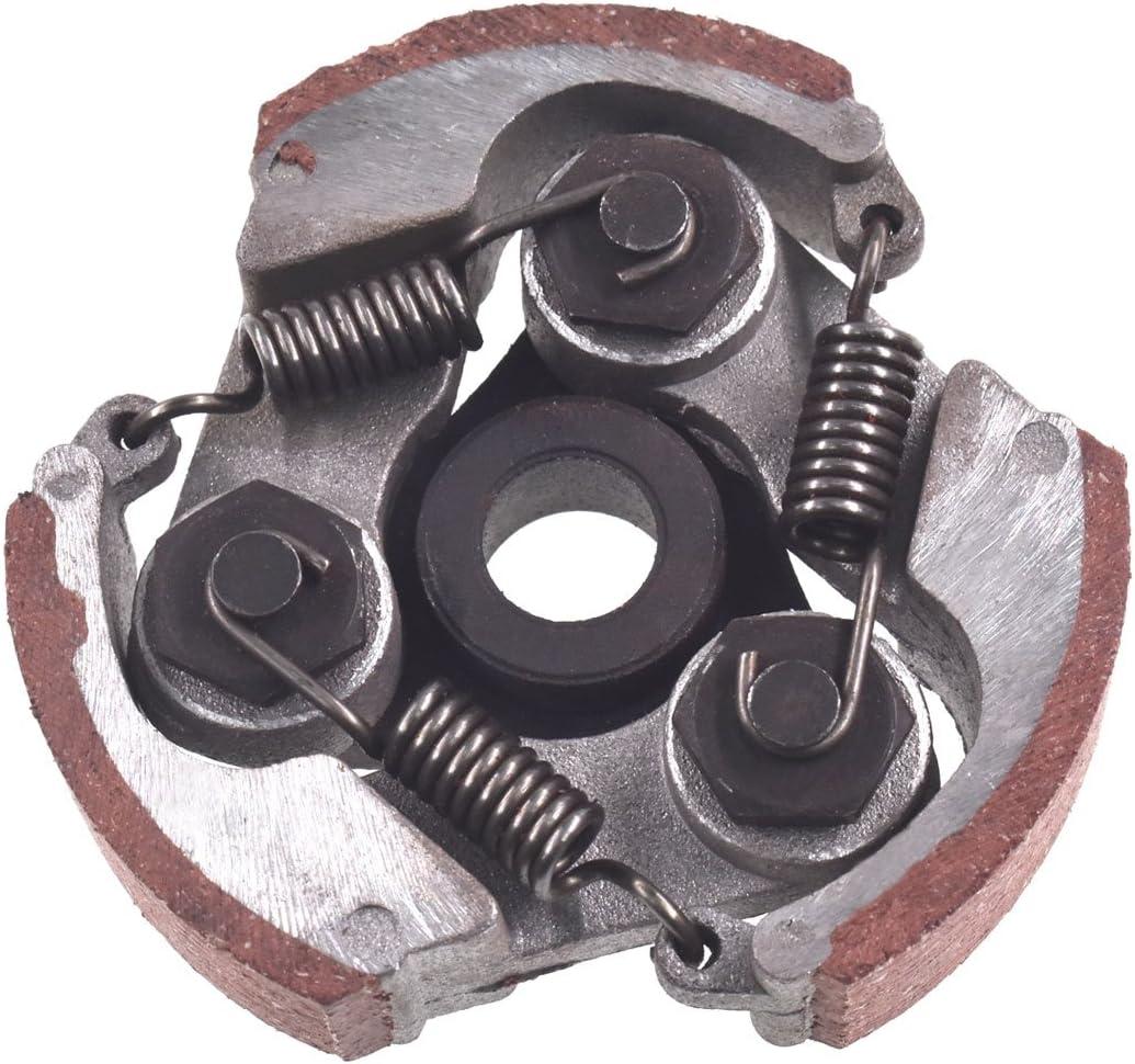Kupplung Für 47ccm 49ccm 2 Streicheln Tasche Mini Dirt Bike Atv Quad Clutch Pads Chinesischen Sunl Baumarkt
