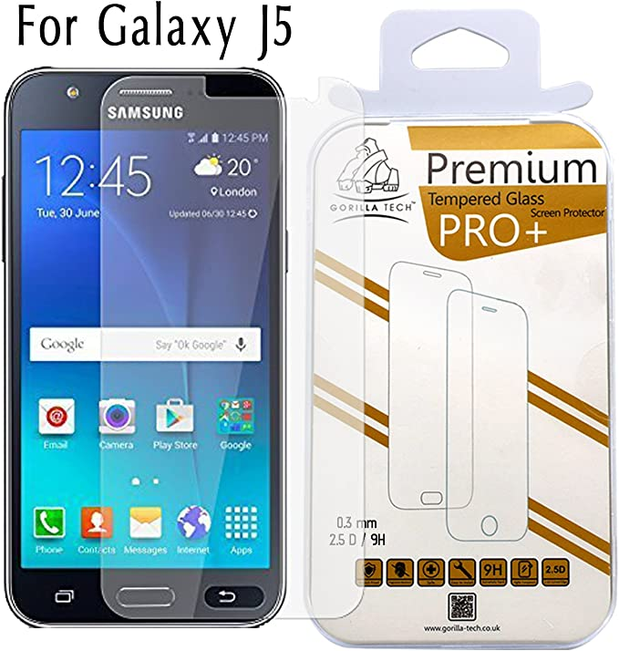 glass cover samsung j5
