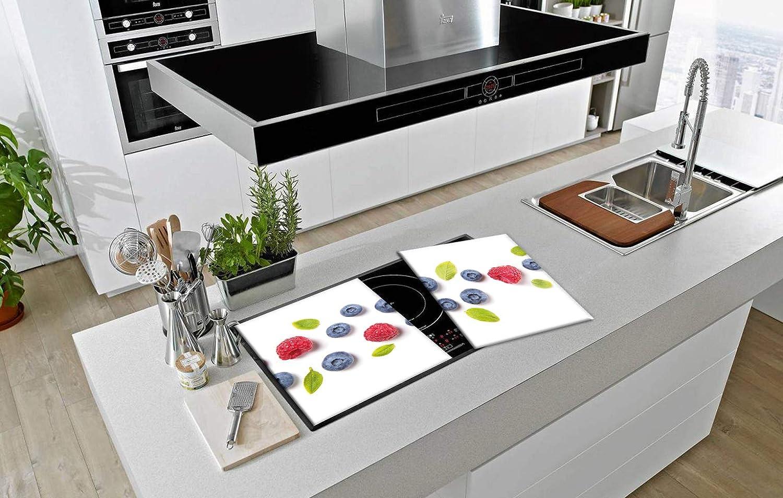 Compra decorwelt - Cubierta de vitrocerámica para Cocina ...