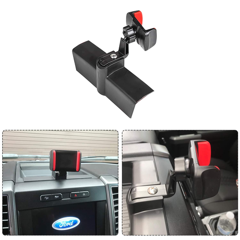 Voodonala Universal 360 Degree Car Mount Phone Holder for Phone Cellphone Mount for Ford F150 2015 2016 2017 2018 by Voodonala