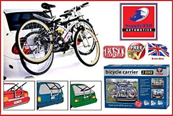 UKB4C Range Rover Sport 2 Cycle Carrier Rear Tailgate Boot Bike Rack
