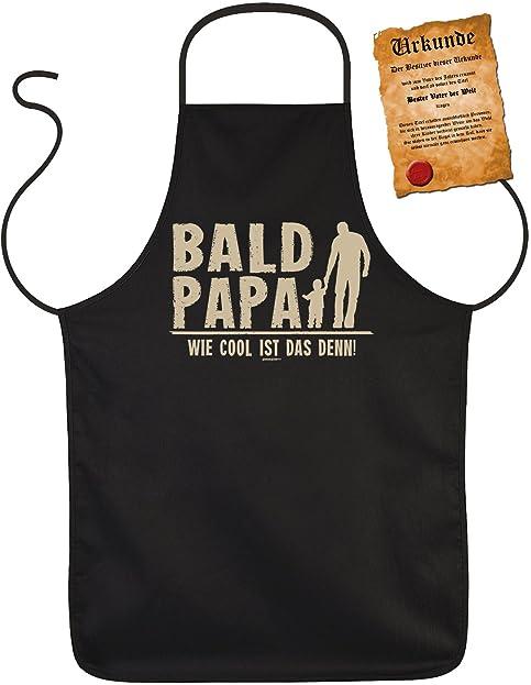 Geschenk fur bald papa