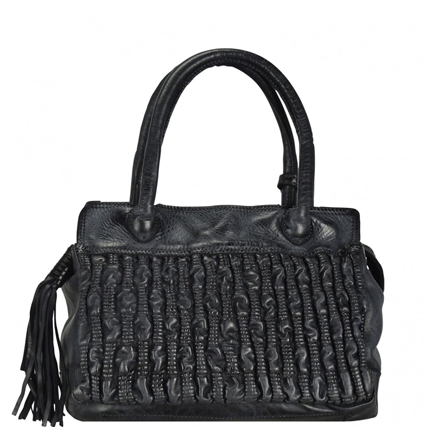 Caterina Lucchi Handle Bag Leather 28 cm