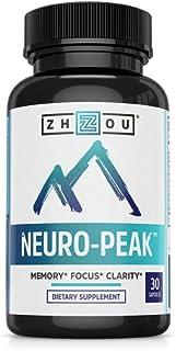 Neuro-Peak Brain Support Supplement