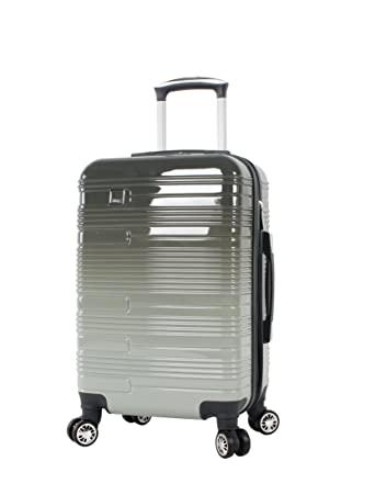 Amazon.com | Lucas Luggage Hard Case Carry On 20