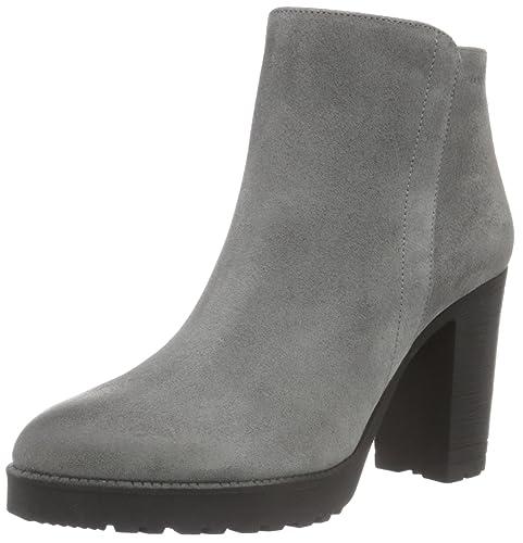 Alina, Zapatillas de Estar por Casa para Mujer, Negro (Black Combi 00102), 39 EU Marc