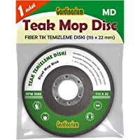 Gardinarium TEAK MOP DISC/MD (Tik Temizleme Diski) 115 x 22 mm
