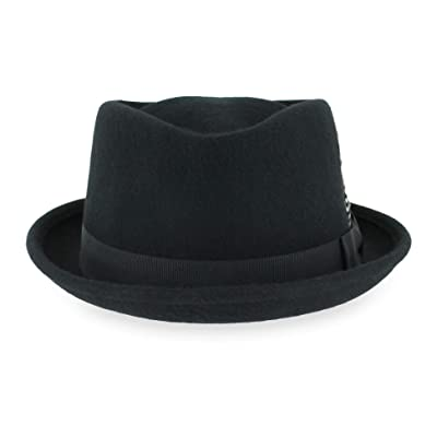 629a942998dc24 Best Pork Pie and Stingy Hats For Men ( Updated 2019 ) - Cool Men ...