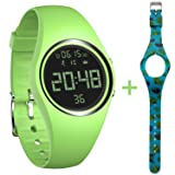feifuns Fitness Tracker Smart Watch Non-Bluetooth