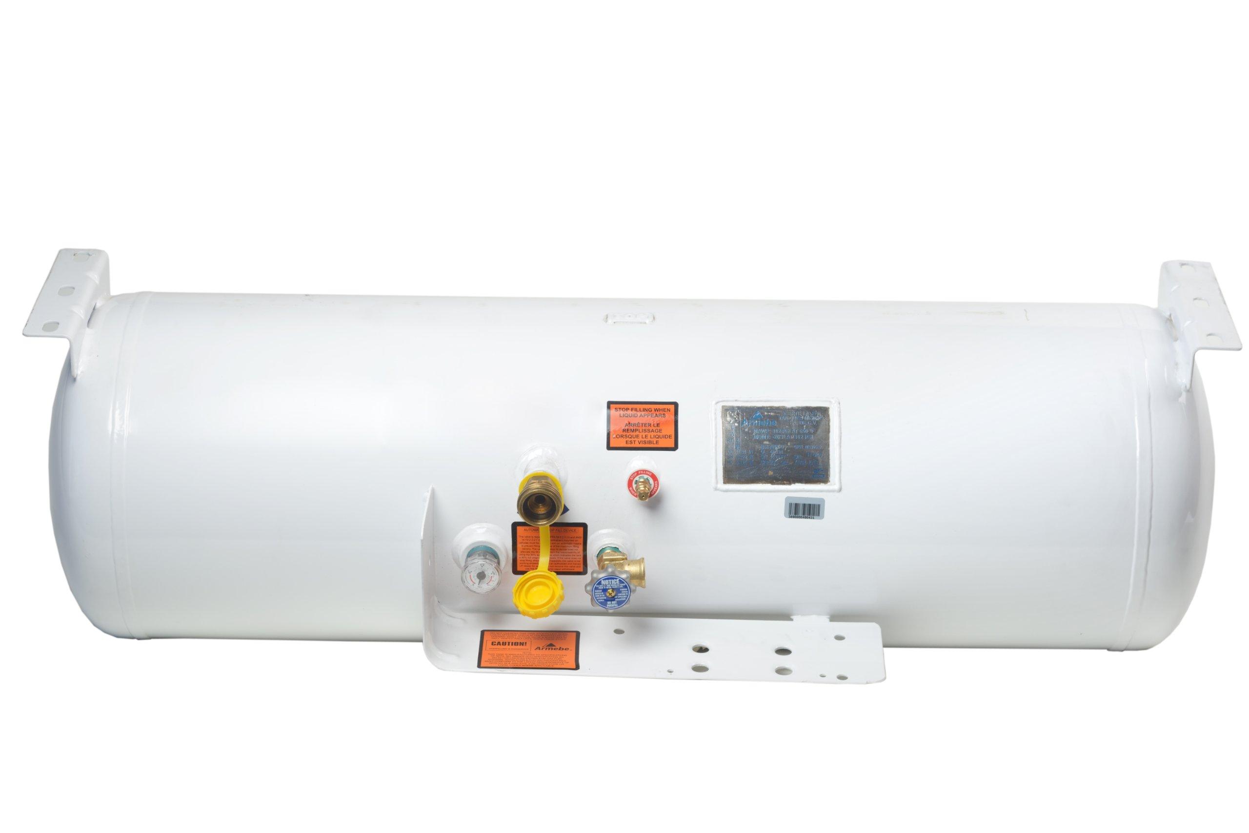 Flame King YSN293 Horizontal ASME Tank, 29.3-Gallon