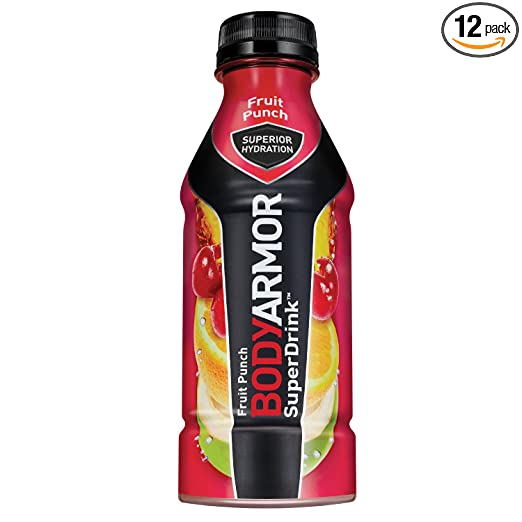 The Body Armor Super Drink travel product recommended by Elizabeth Porter on Pretty Progressive.