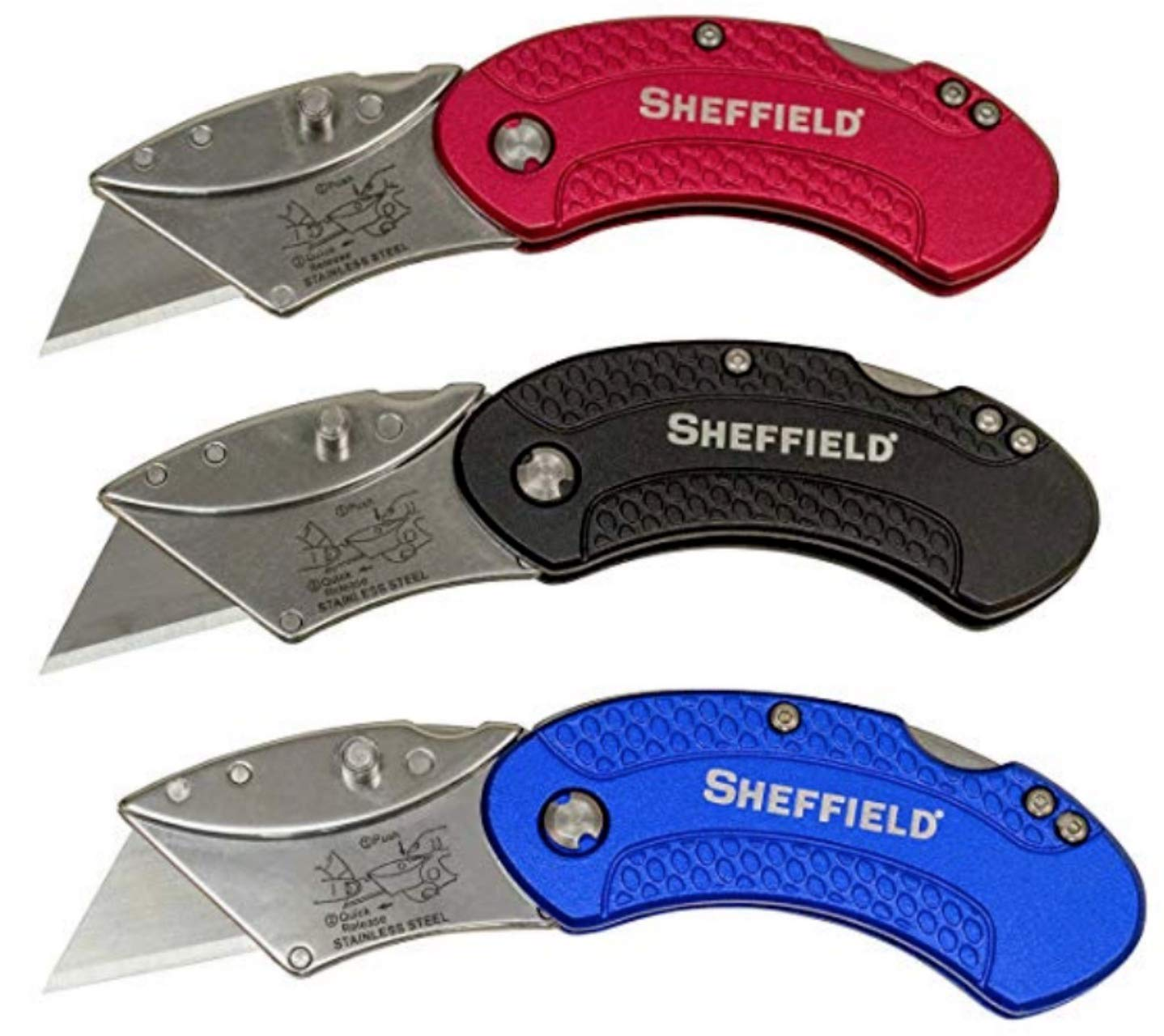Sheffield Utility Knife Set by Sheffield (Image #1)