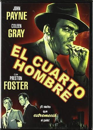 El Cuarto Hombre (Kansas City Confidential): Amazon.co.uk: DVD & Blu-ray