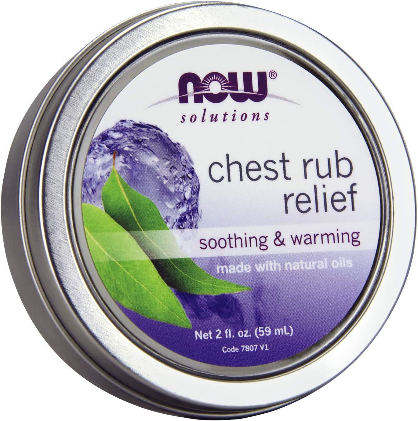 Chest Rub Relief, So…