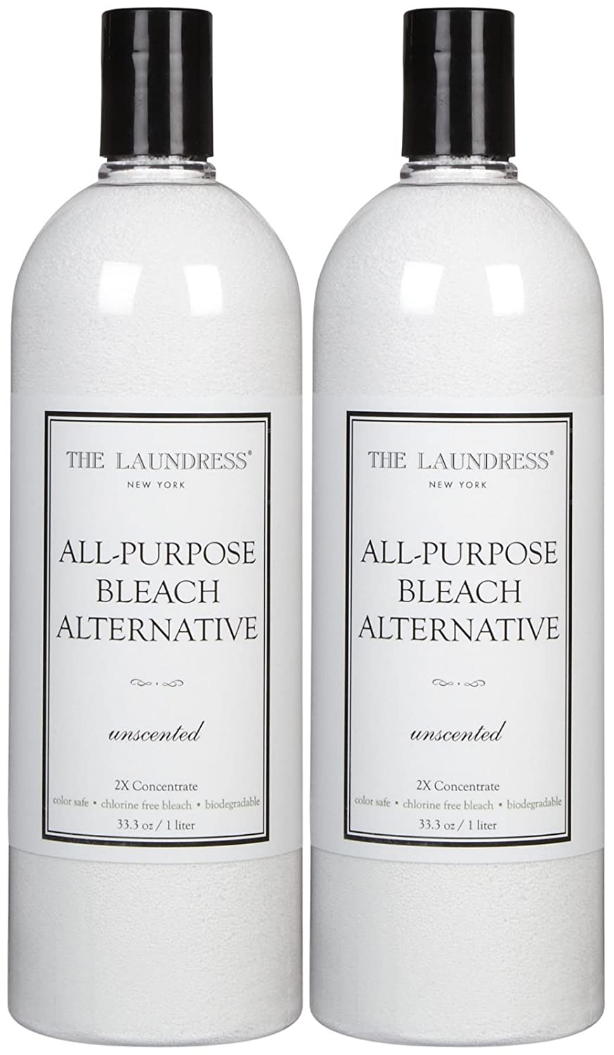 The Laundress All Purpose Bleach Alternative - Two Pack by The Laundress New York B00746XUMS