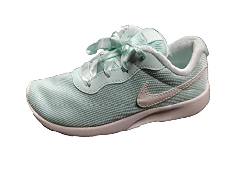 12e42584a09d NIKE 859618-300  Tanjun SE Igloo Sail Athletic Running PS Kids Sneaker (1