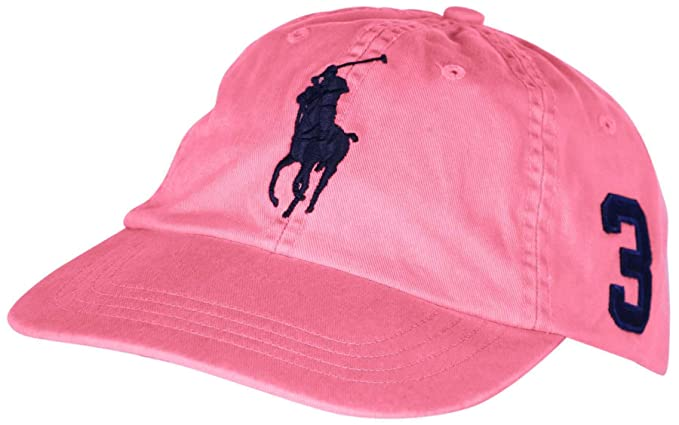 Polo Big Ralph Size Ball Lauren Caplaguna Womens PinkOne Pony UzVGqMpS