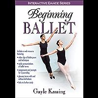 Beginning Ballet (Interactive Dance Series) book cover
