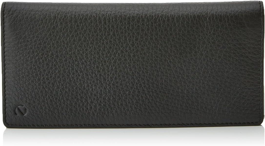 Ecco Jos Continental Wallet, Men's Schwarz (Black), 1.5x18.5x9.5 cm (B x H T)
