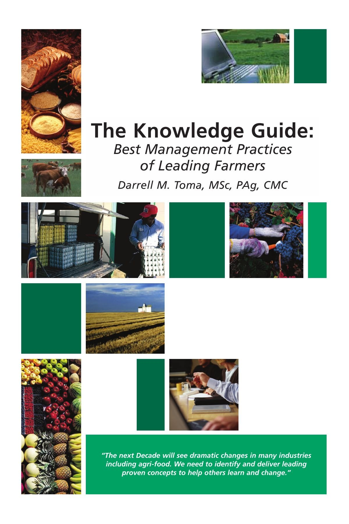 The Knowledge Guide: Best Management Practices of Leading Farmers PDF