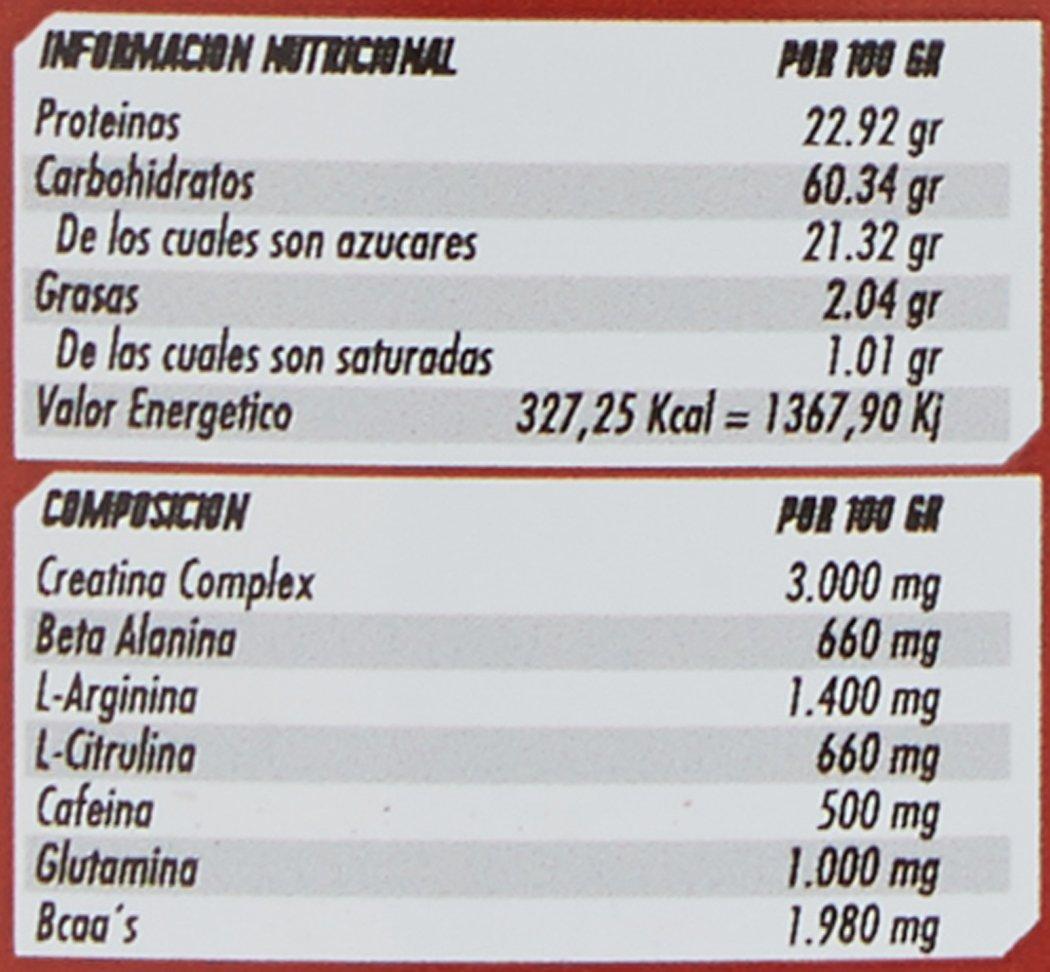 Revtech Mammuth Carbohidratos y Proteína, Sabor a Piña - 1000 gr ...