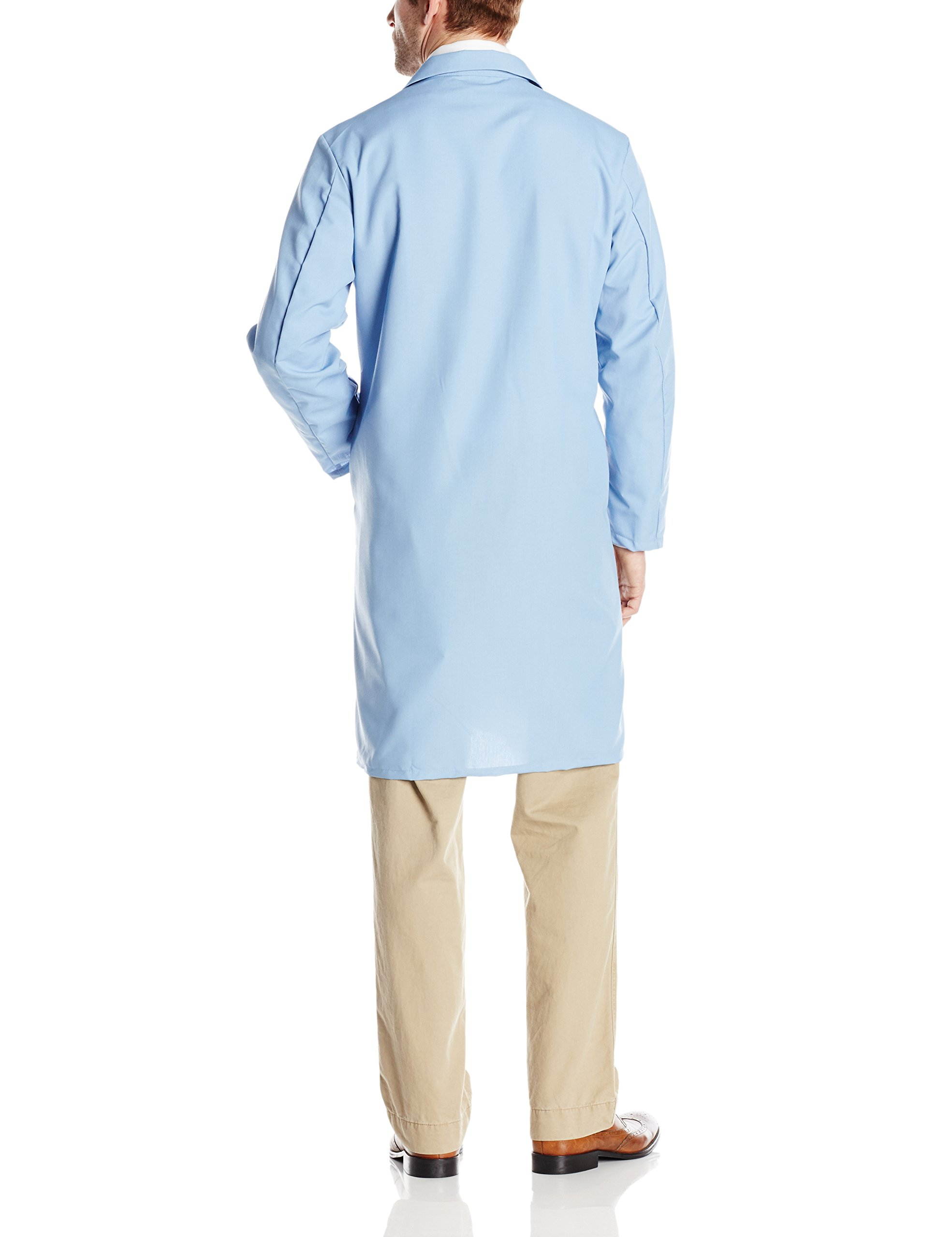 Red Kap Men's Lab Coat, Light Blue, Small by Red Kap (Image #2)