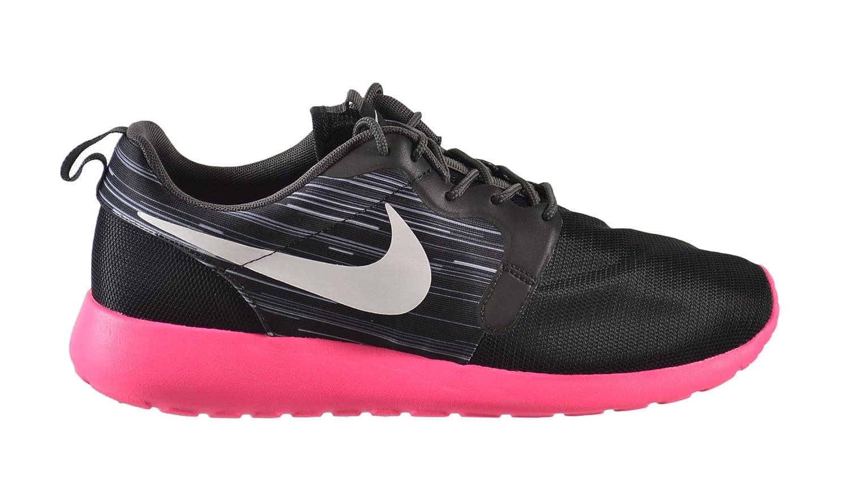 get cheap 36efa e7eb9 Amazon.com   Nike Roshe Run Hyperfuse Men s Shoes Black White-Medium Ash-Hyper  Pink 636220-002 (11.5 D(M) US)   Running