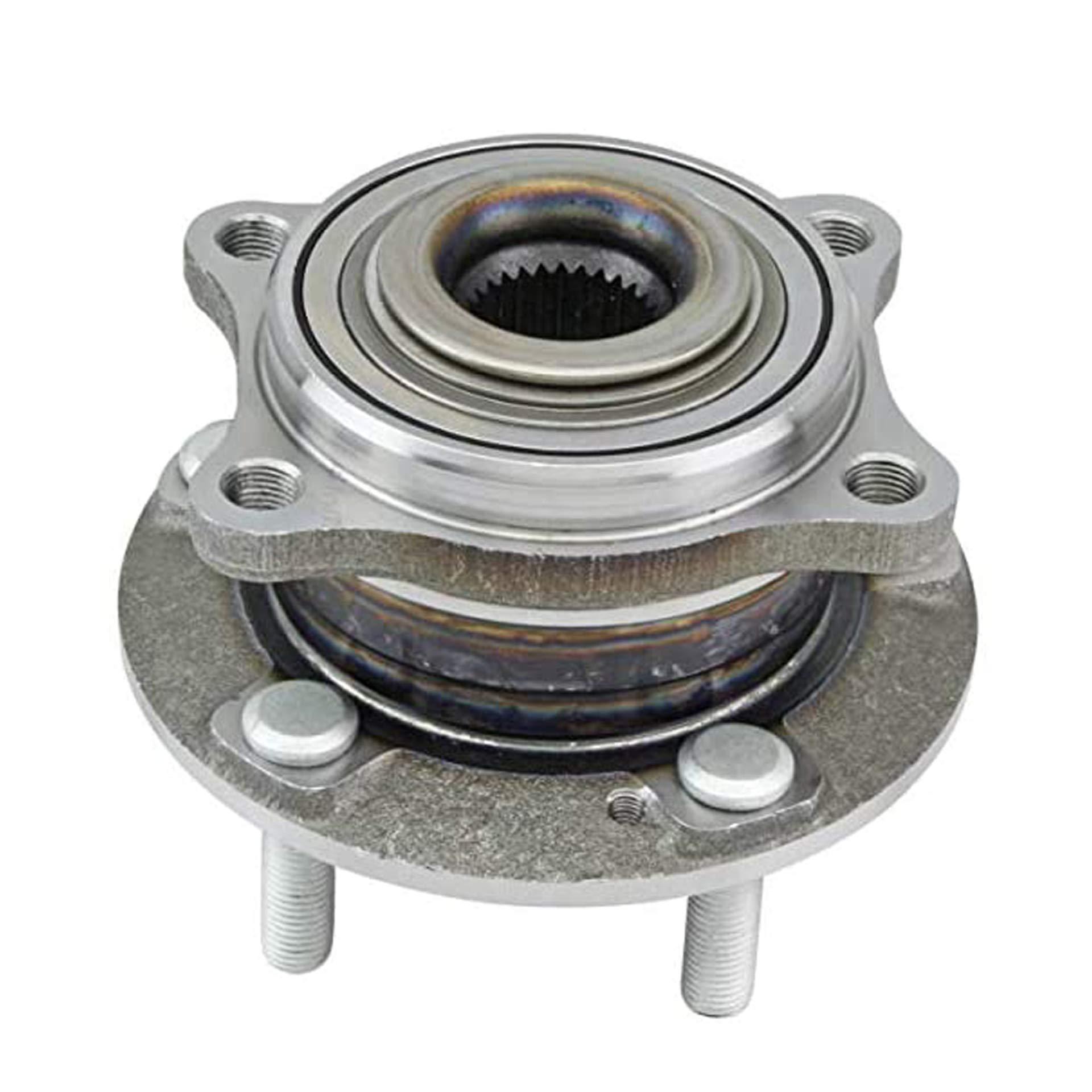 AWD REAR Wheel Hub and Bearing Assembly for For - 2011-2015 Kia Sorento AWD - [2007-2014 Hyundai Santa Fe AWD] - 2013 Santa Fe XL - [2007-2010 Veracruz AWD]