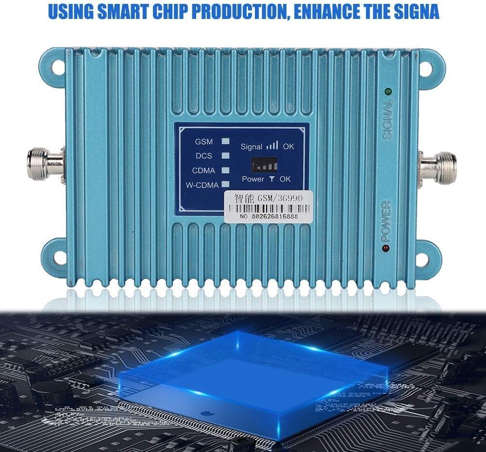 100-240V Garsent Handy Signal Verst/ärker Smart 3G 990 2100Mhz Telefon Booster Repeater Signal Amplifier