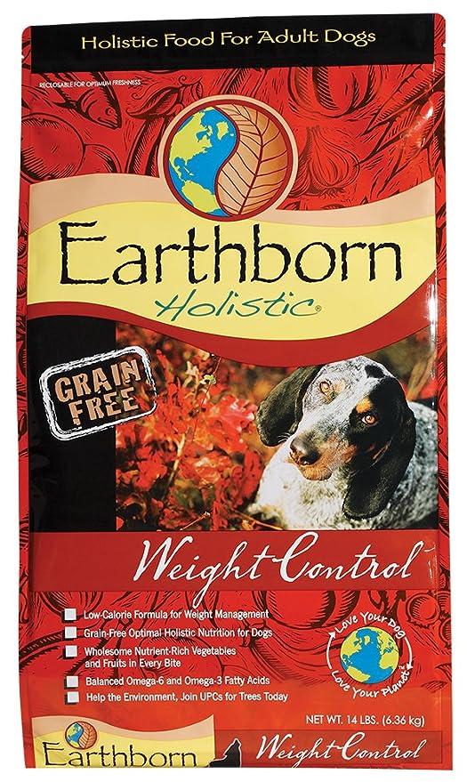 Amazoncom Earthborn Holistic Weight Control 14 Pound Bag Dry