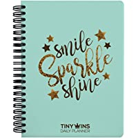 TinyChange Planner A5 Size, Undated for 6 Months, Hardcover with Paper