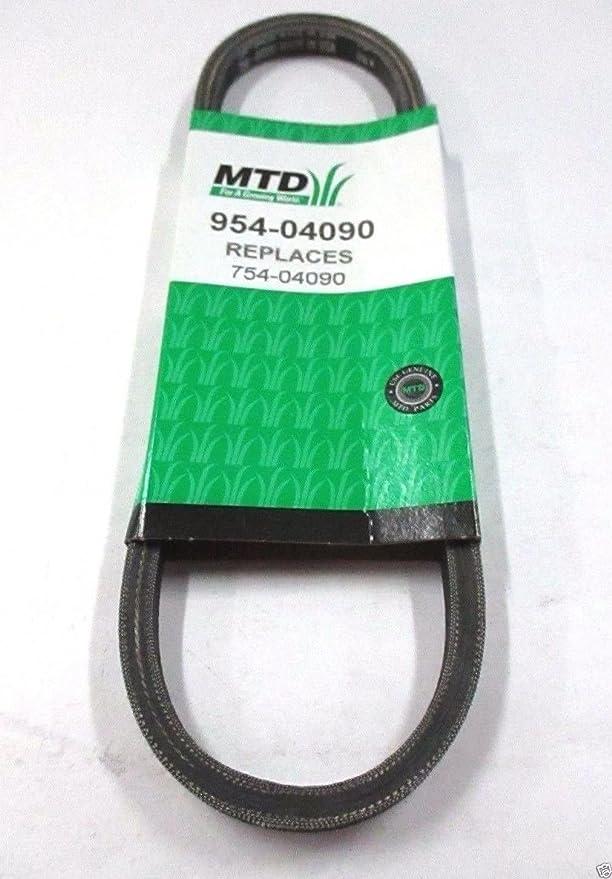 Stens 265-778 Drive Belt Fits Cub Troy Bilt MTD Craftsman 954-04091 754-04091